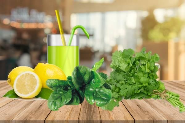 jugo verde para adelgazar