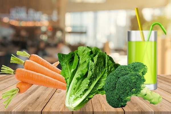 jugo verde bajar peso