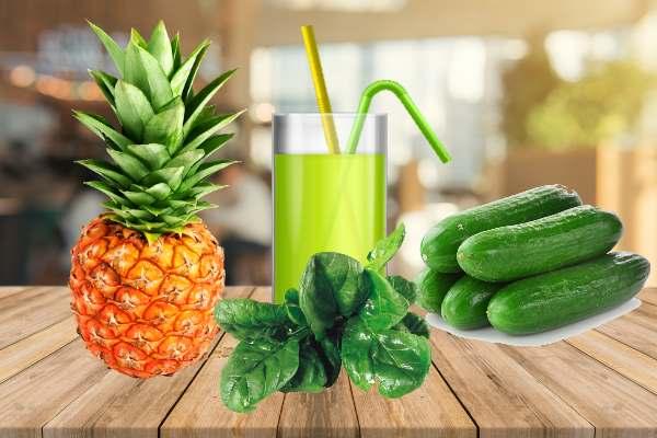 recetas de jugos verdes gratis
