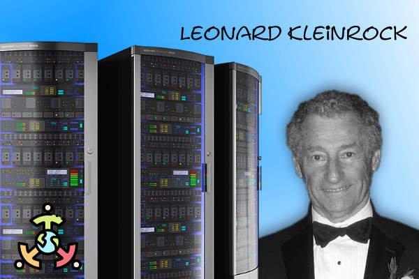 Leonard Kleinrock quien invento el internet