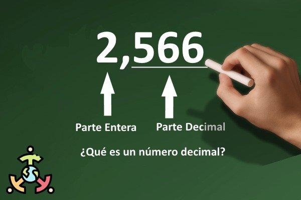 suma resta decimales numeros