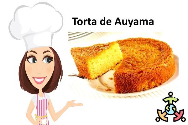 receta torta auyama casera