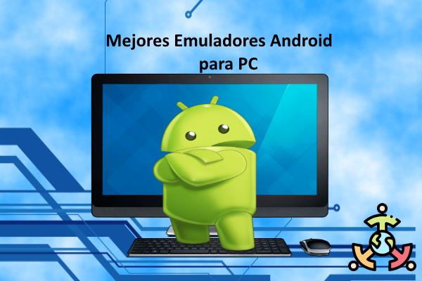emuladores android PC Livianos rapidos