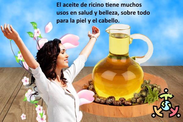 beneficios aceite de ricino