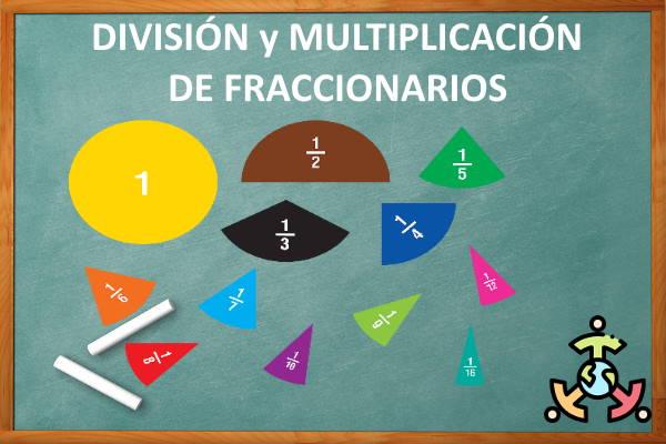 division multiplicacion fraccionarios homogeneo heterogeneo