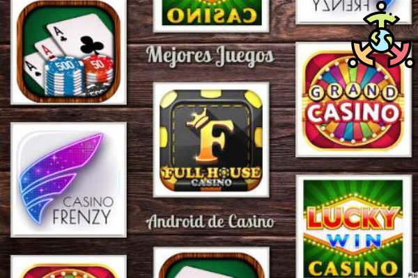 mejores juegos casino Android Celulares