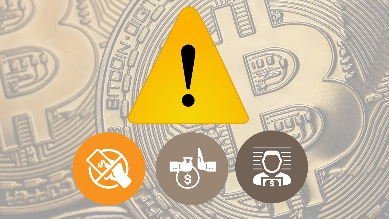 Riesgos de usar las faucet bitcoin hoy dia