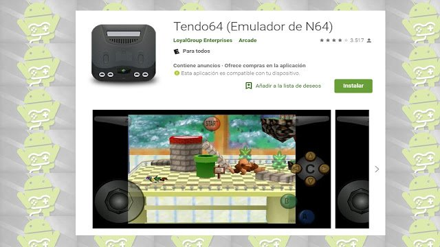 como descargo Tendo64