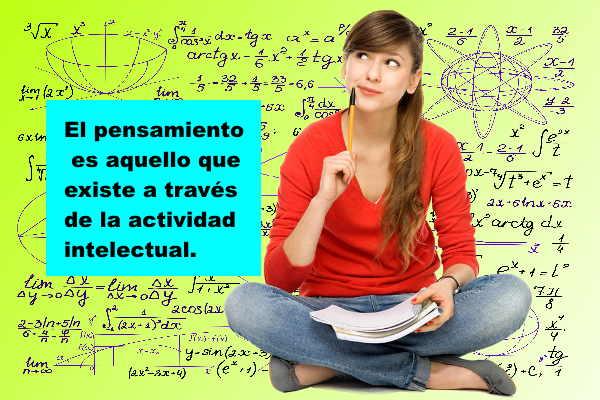 pensamiento matematico que es
