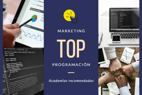 acdemias programacion marketing mejores