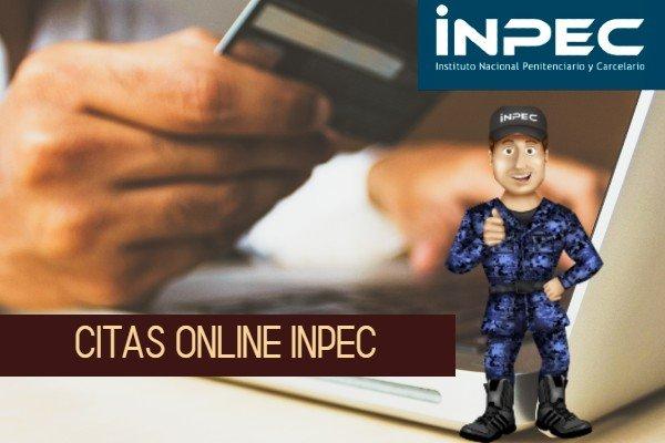 citas online INPEC visitas