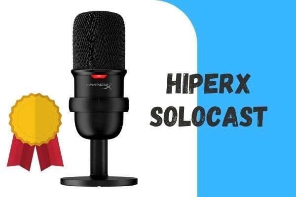 hiperx solocast microfono