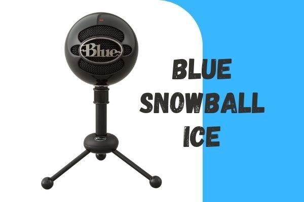 microfono snowball ice